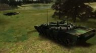 Military Tank Game